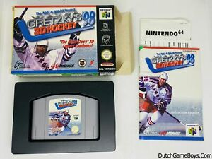 Wayne Gretzky's 3D Hockey '98 - UKV - Nintendo 64 / N64