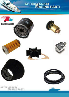 YANMAR service Kit 2GM 3GM replaces 119305-35151 104500-55710 104211-42070