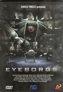 EYEBORGS-di-Richard-Clabaugh-bollino-noleggio-DVD-nuovo-sigillato