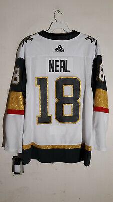 the best attitude 6e591 1470a Authentic NHL ADIZERO Away Jersey Las Vegas Golden Knights James Neal sz 46  | eBay