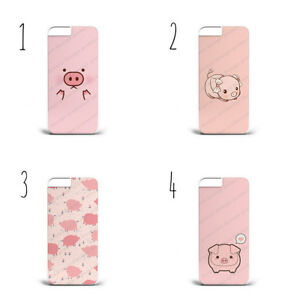 Pink Guinea Pig and Strawberry Pattern iphone 11 case