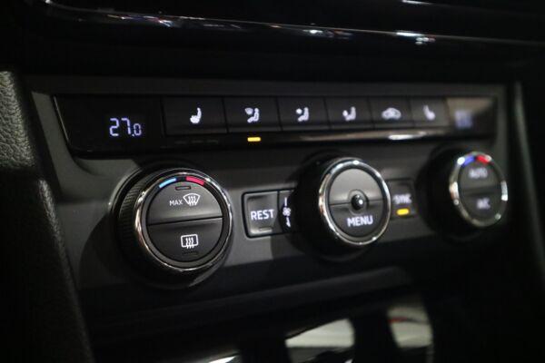 Skoda Superb 2,0 TDi 150 Ambition Combi DSG - billede 5