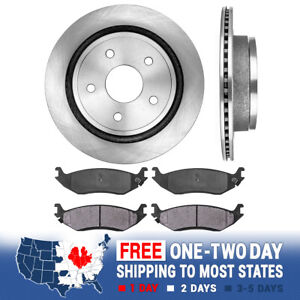 Front And Rear Brake Calipers For 2002 2003 2004 2005 Dodge Ram 1500 4WD 2WD 4X4