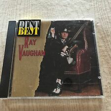 STEVIE RAY VAUGHAN - Best Of the Best - original CD Germany like new