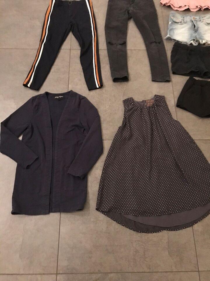Blandet tøj, Blandet, Blandet