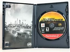 Need for Speed: Undercover (Sony PlayStation 2, 2008)