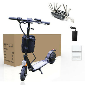 Electric motor scooter turbo scooter folding portable for Motorized scooter black friday