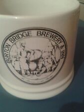 Burton Bridge Brewery and Inn Mug.