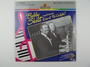 Bobby Short: And Friends - Live at the Carlyle LD Laser
