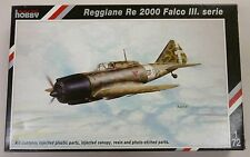 Special Hobby 1/72 Reggiane Re 2000 Falco III Model Kit 72098