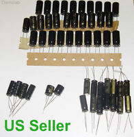 Dell Precision 670 Motherboard Capacitor Full Kit