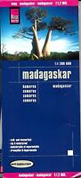 Map Of Madagascar, By Reise Know How
