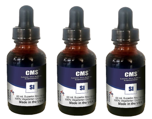 CMS-Colloidal Antimicrobial Blend to Fight Antibiotic Resistance(1 Bottle, 60)