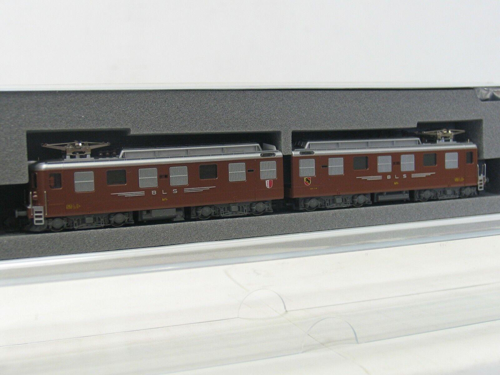 alta calidad general Kato Kato Kato 10601 doble-e-Lok AE 8 8 marrón de la BLS nh208  calidad oficial