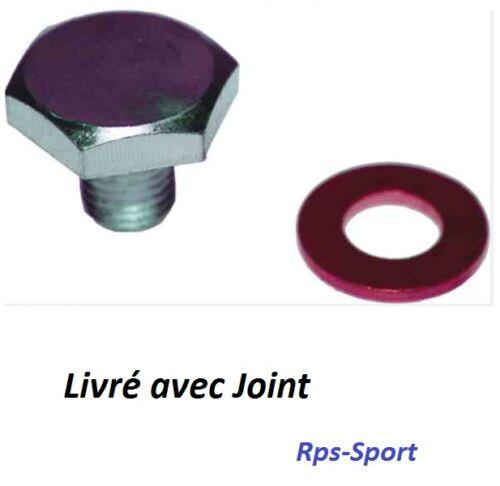 joint PEUGEOT 206 1.4 HDi eco 70 68ch Bouchon de vidange