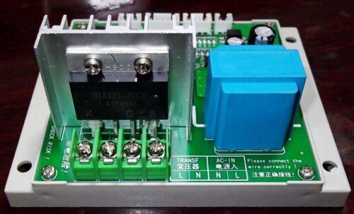 110V Spot welder control board double pulse battery welder includ transformer