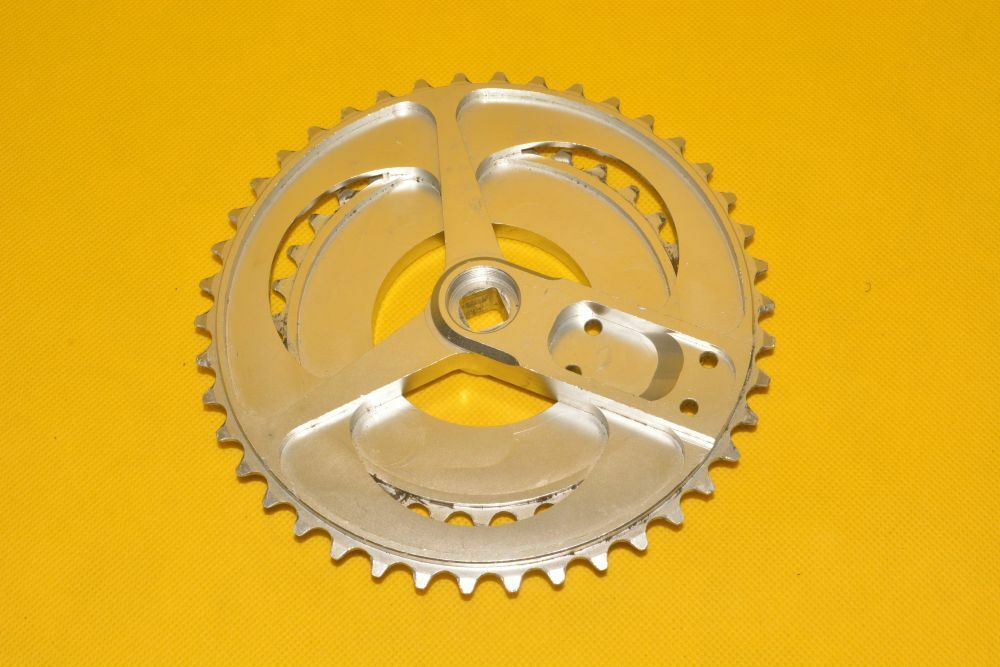 VINTAGE CANNONDALE CODA replacement chainrings    good condition