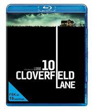 10 CLOVERFIELD LANE (John Goodman, Mary Elizabeth Winstead) BLU-RAY NEU