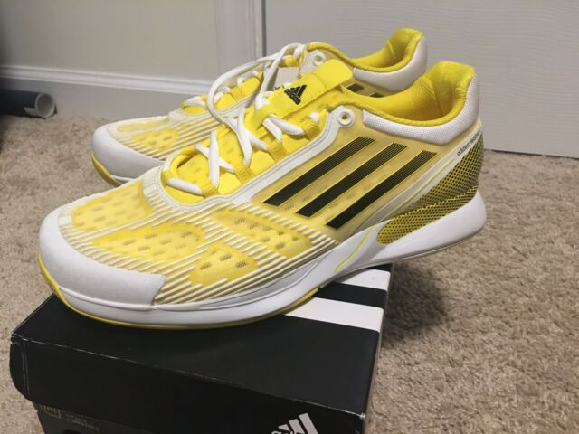 Adidas ClimaCool Adizero Feather II 9 US Tennis Shoes Hard Court