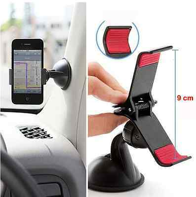 360 Rotating Universal Windshield Suction Cup cell Phone mount Car Stand Holder