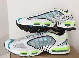 Nike-Air-Max-Tailwind-IV-SE-Men-039-s-Size-14-CJ0641-100-White-Black-Green