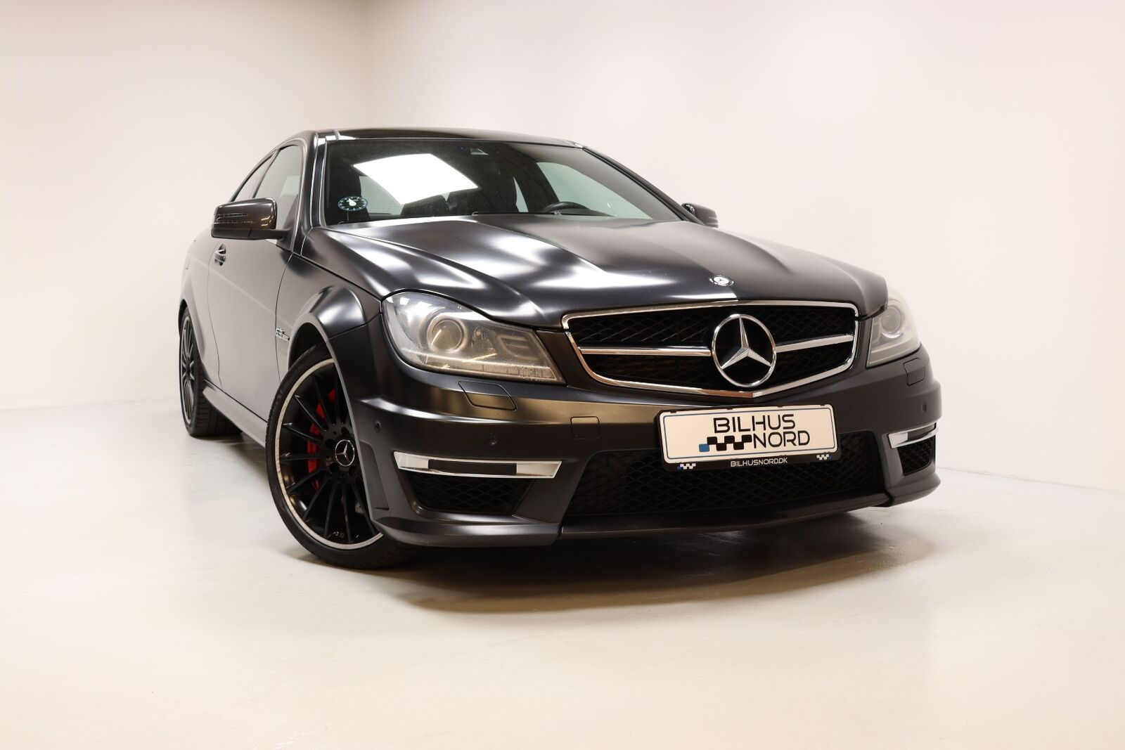 Mercedes C63 6,3 AMG Performance Coupé aut. 2d