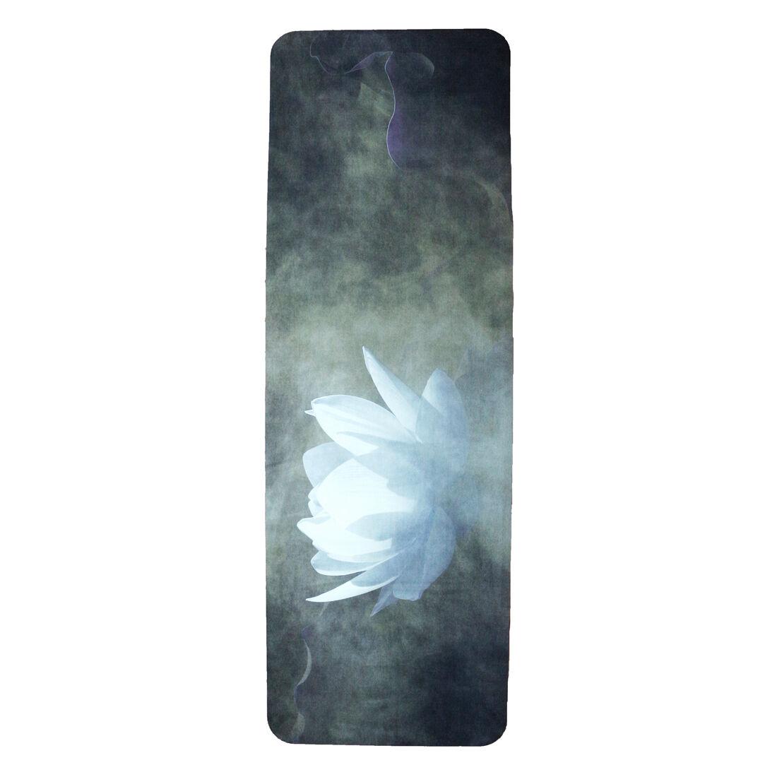 Premium Yoga Mat – Enduring Lotus, Eco Friendly