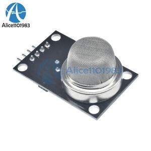 MQ-2 Gas Sensor Module Rauch Methan Butan Detection 300-10000ppm fuer Ardui A9I2