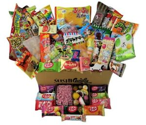60-Japanese-Candy-box-10-Japanese-kitkat-50-japanese-snacks-konpeito-sweet