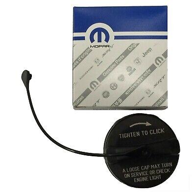 99-19 Jeep Dodge Chrysler Non-Locking Fuel Filler Gas Cap W//Tether OEM NEW MOPAR