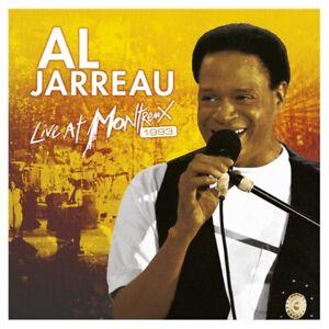 Al Jarreau-Live at Montreux 1993 (Limited 2lp+cd) 2 VINILE LP + CD NUOVO