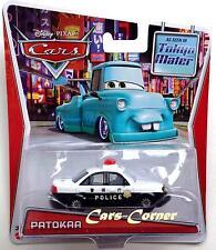 Disney Pixar Cars Toon Patokaa - Polizist aus Tokyo Mater - Modell 2014 NEU OVP