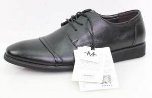 19624324b351a1 Das Bild wird geladen Marino-Avenue-Gr-45-Herren-Schuhe -Schnuerschuhe-Halbschuhe-