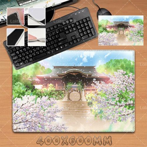 2019 Chihayafuru season 3 large Anime Mouse Pad Mat Mousepad Playmat Game Mat