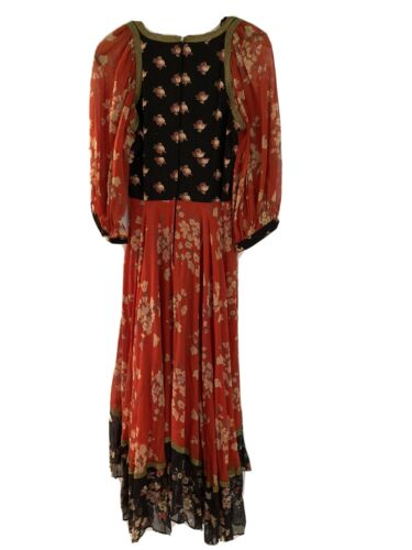 Extremely RARE Vintage Thea Porter Dress