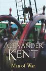Man of War: A Richard Bolitho Adventure by Alexander Kent (Paperback, 2007)