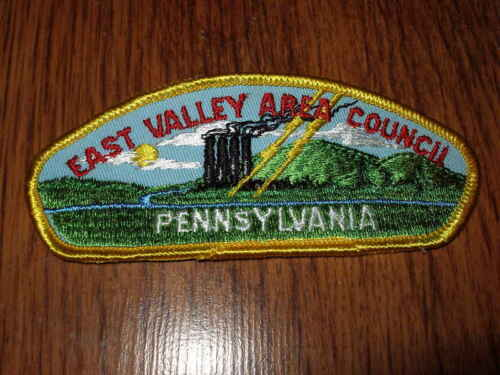 MINT CSP East Valley Council PA T-1