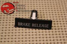 Parking Brake Release Handle Lever Impala Chevelle GTO Cutlass Buick Oldsmobile