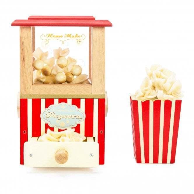 Le Toy Van Popcorn Maker