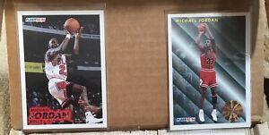 1993-94-Fleer-Basketball-Complete-Set-1-400-With-MICHAEL-JORDAN