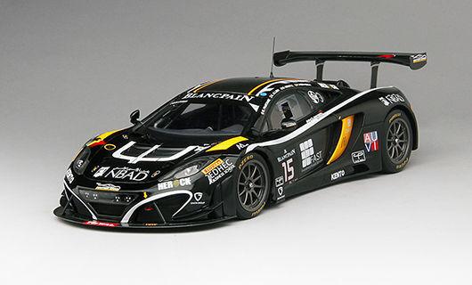 venta mundialmente famosa en línea Tsm Mp4-12c Mp4-12c Mp4-12c Gt3 24h de Spa 2014 Boutsen ginion Racing   15 le de 500 1 18  nuevo   salida