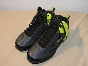 AND1 Boys Basketball Shoes Size 6 Grey