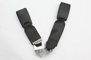 14-HONDA-CIVIC-SEAT-BELT-BUCKLE-REAR-RIGHT-BLACK-OEM-12-13-14-15