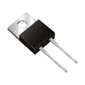 45 x Vishay MBRB1060-E3/81 SMT Schottky Diode, 60V 10A, 2-Pin