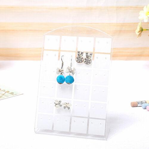 Earring Ring Jewellery Holders Display Velvet Ring Tray Holder Storage Organizer