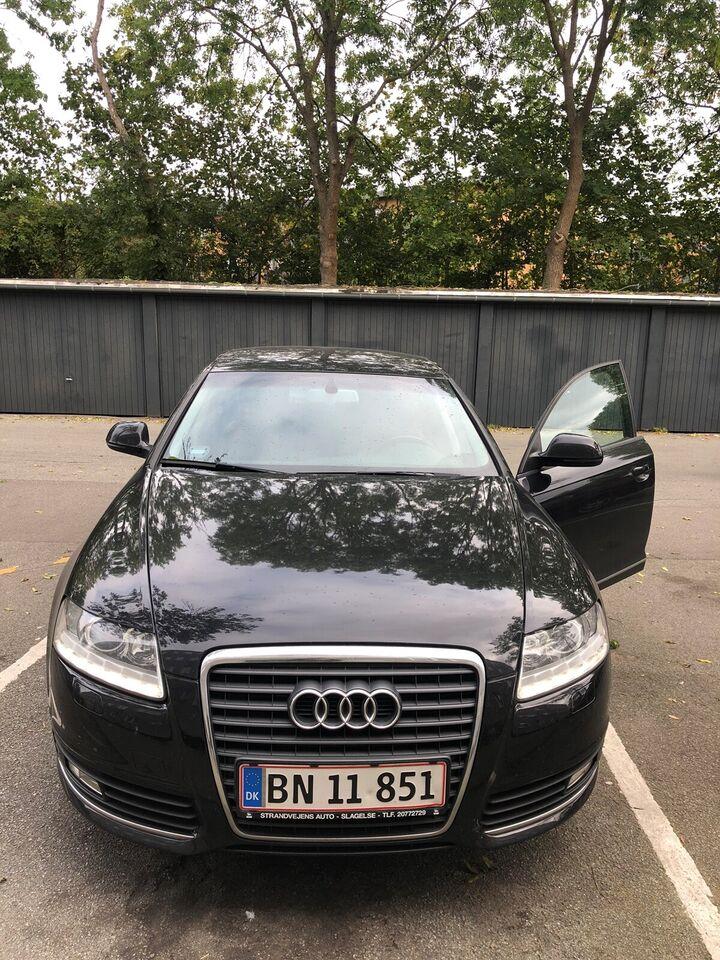 Audi A6, 2,0 TDi 136 Multitr., Diesel