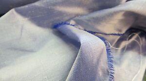 1mtr-x-112cm-wide-100-Silk-Dupion-Hyacinth-Blue