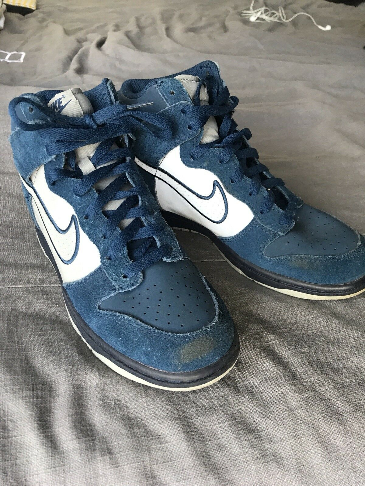 Nike Dunk High Premium SB Mens Comfortable best-selling model of the brand