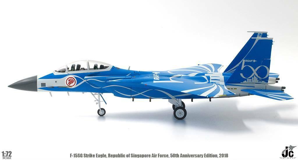 JC Wings  JCW-72-F15-007, F15SG Strike Eagle, République de Singapour Air Force  pour pas cher
