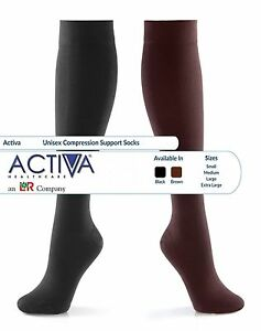 7e99a1bd3d Image is loading Activa-Unisex-Sock-Medical-Support -Varicose-Vein-Circulation-